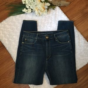 Articles Of Society High Rise Skinny Jeans Size 31